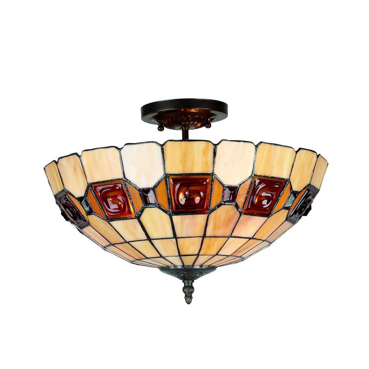 Потолочный светильник Omnilux OML-80507-03, E27, 60 Вт