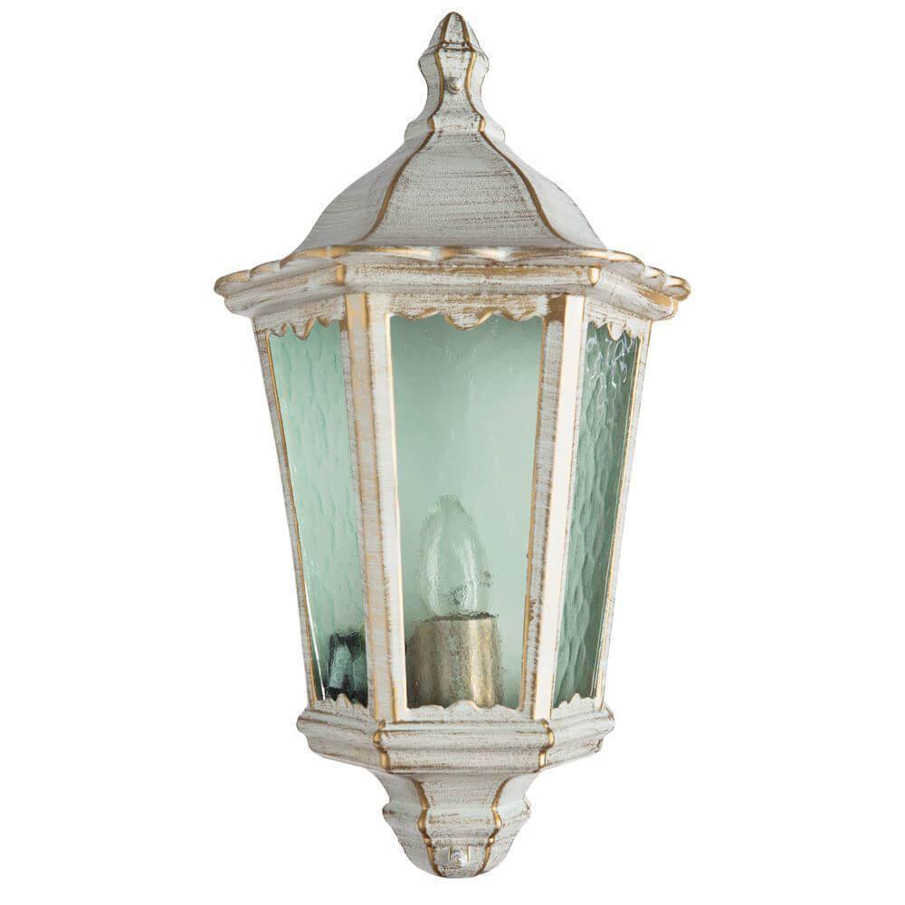 Уличный светильник Arte Lamp A1809AL-1WG, E27 уличный светильник arte lamp amsterdam a1523pa 1wg