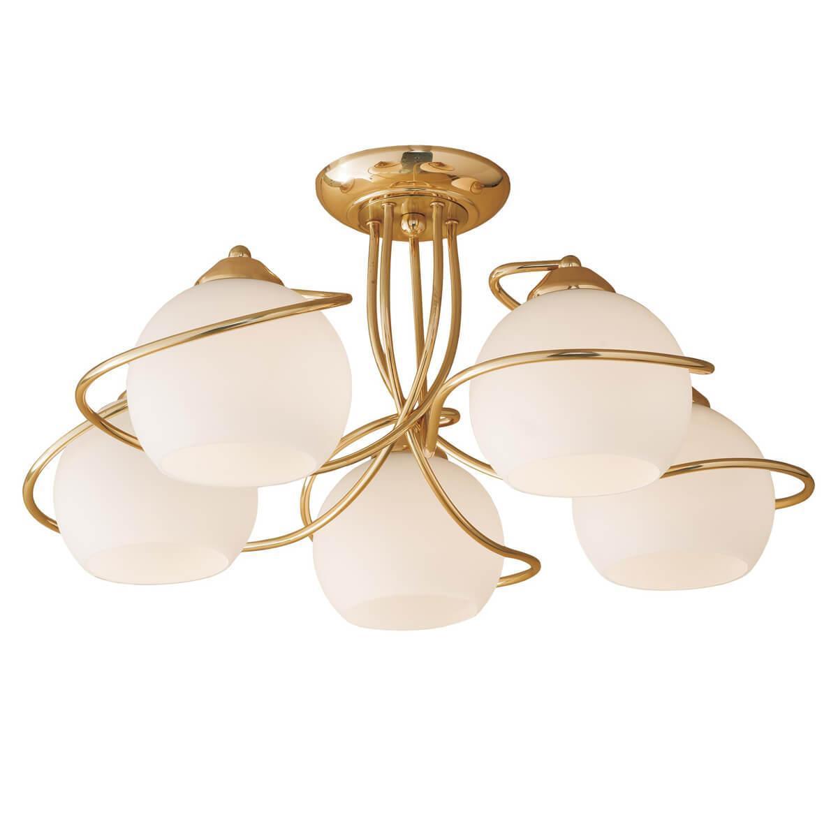 Потолочный светильник CITILUX CL155152, E27, 100 Вт люстра citilux лайма хром cl155151