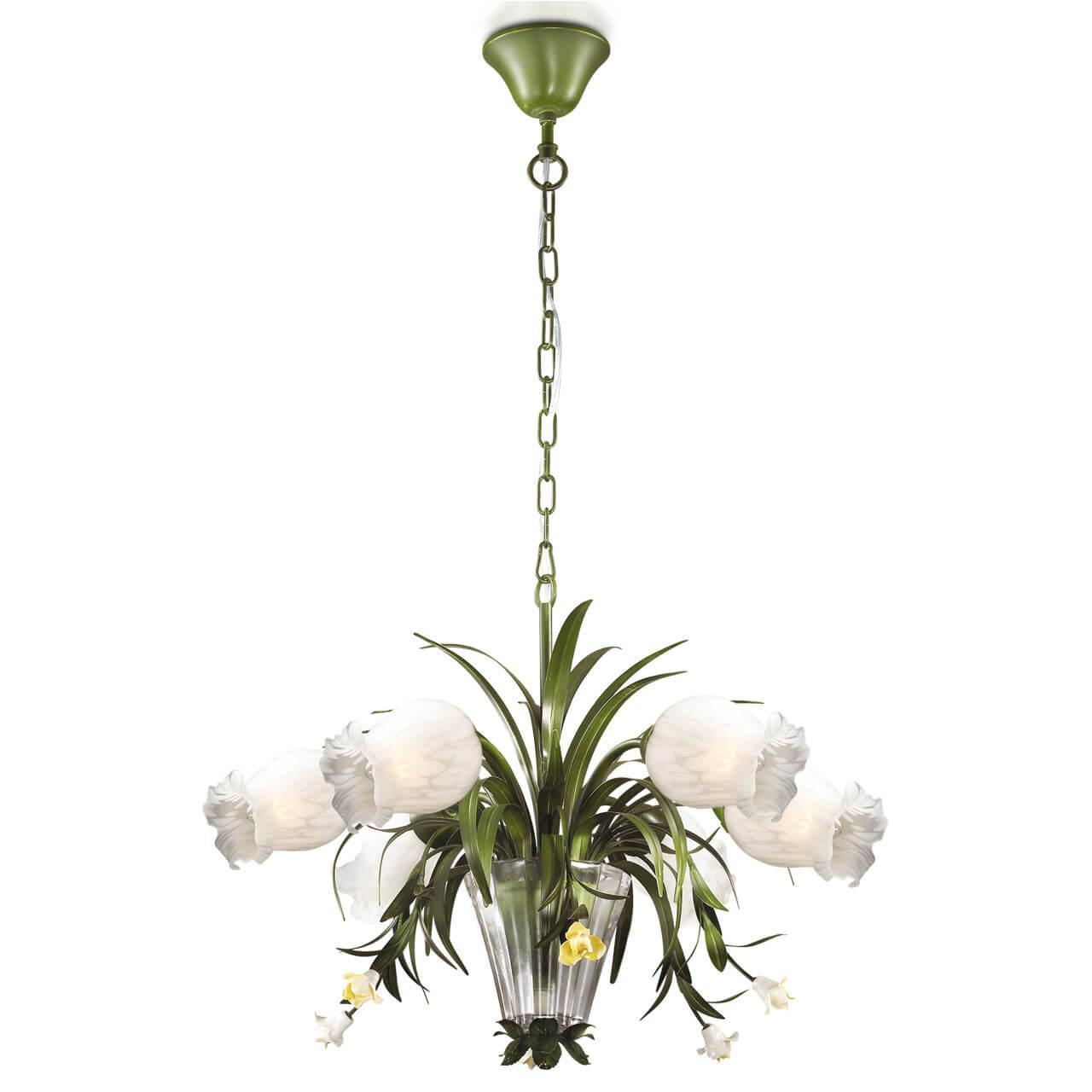 Подвесной светильник Odeon Light 2652/6, E14, 40 Вт merida matts 6 40 d 2017