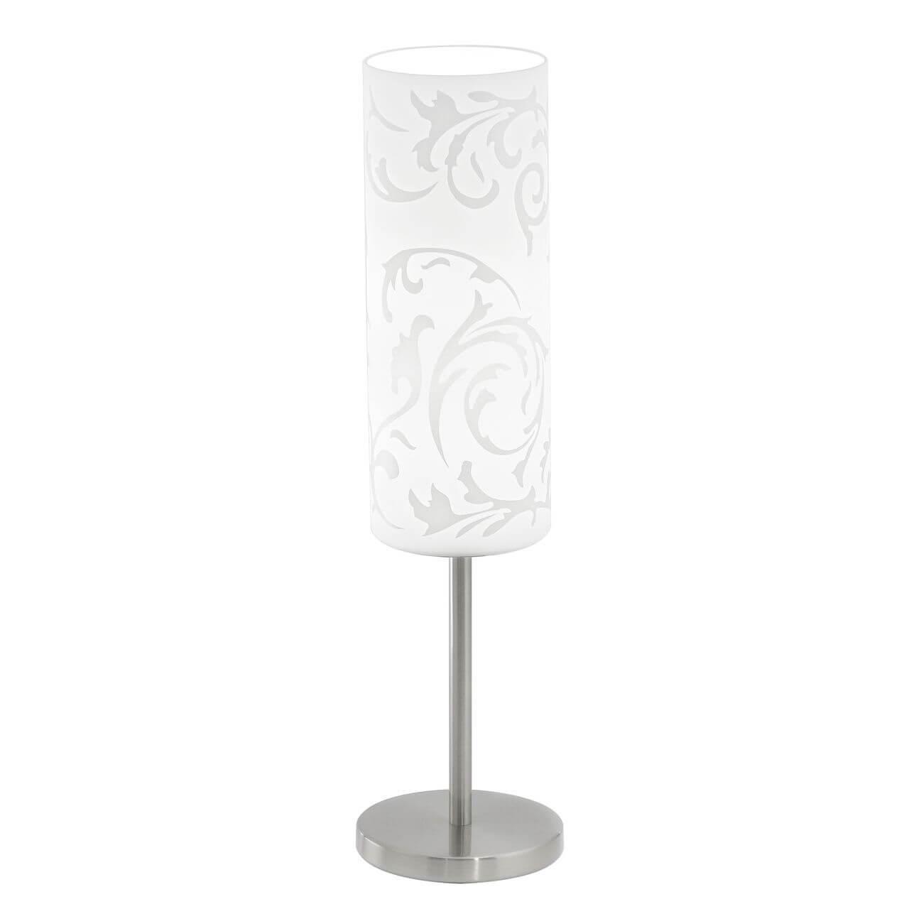 Настольный светильник Eglo 90051, E27, 60 Вт eglo настольная лампа eglo amadora 90051