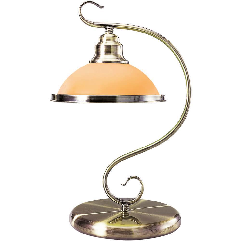 Настольный светильник Globo 6905-1T, E27, 60 Вт потолочный светильник globo sassari 6905 2d