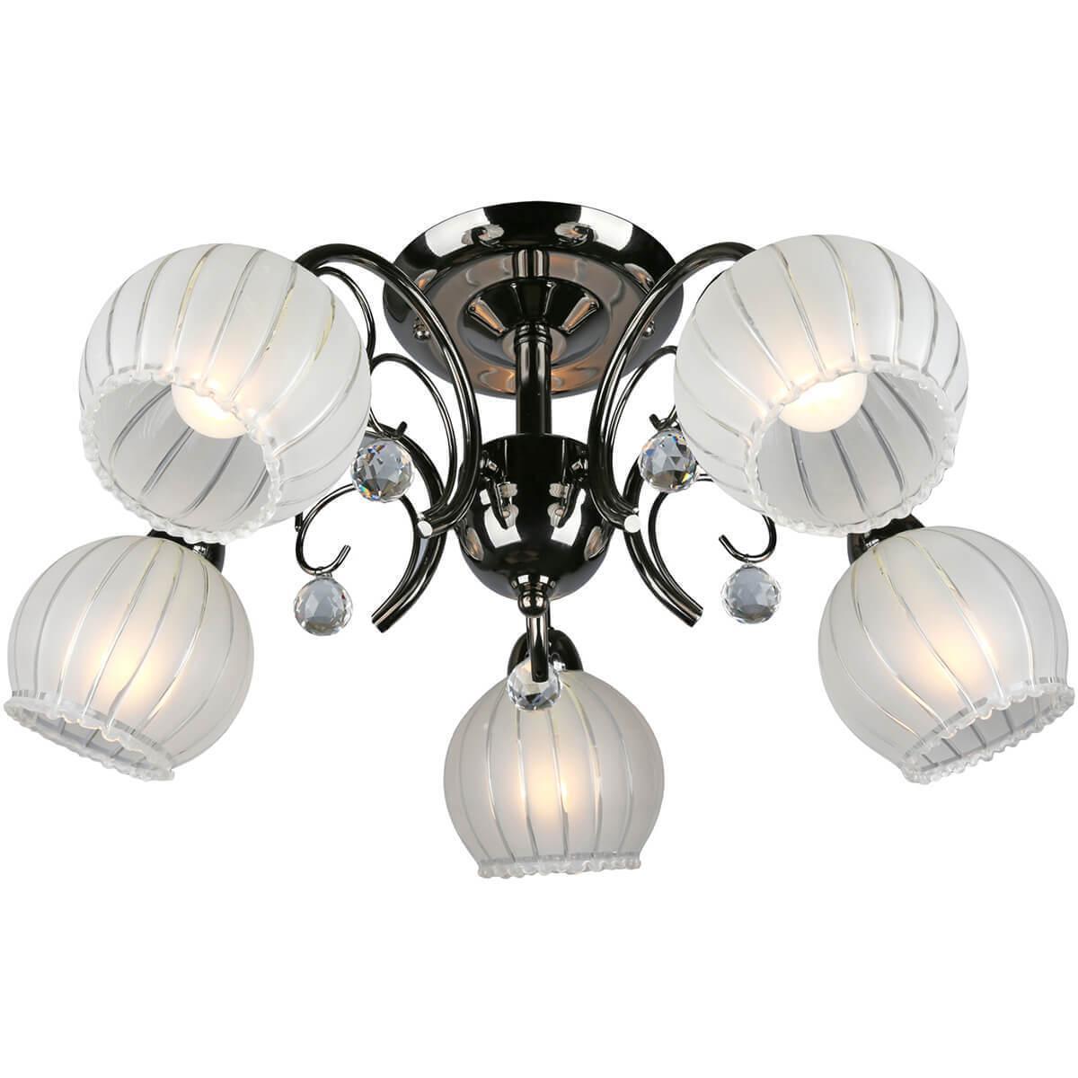 Потолочный светильник Omnilux OML-31807-05, E14, 60 Вт