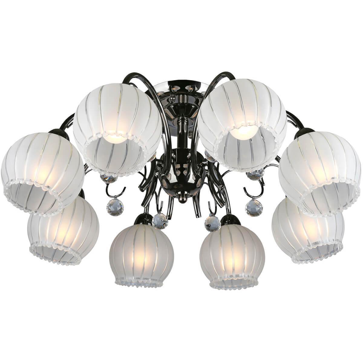 Потолочный светильник Omnilux OML-31807-08, E14, 60 Вт