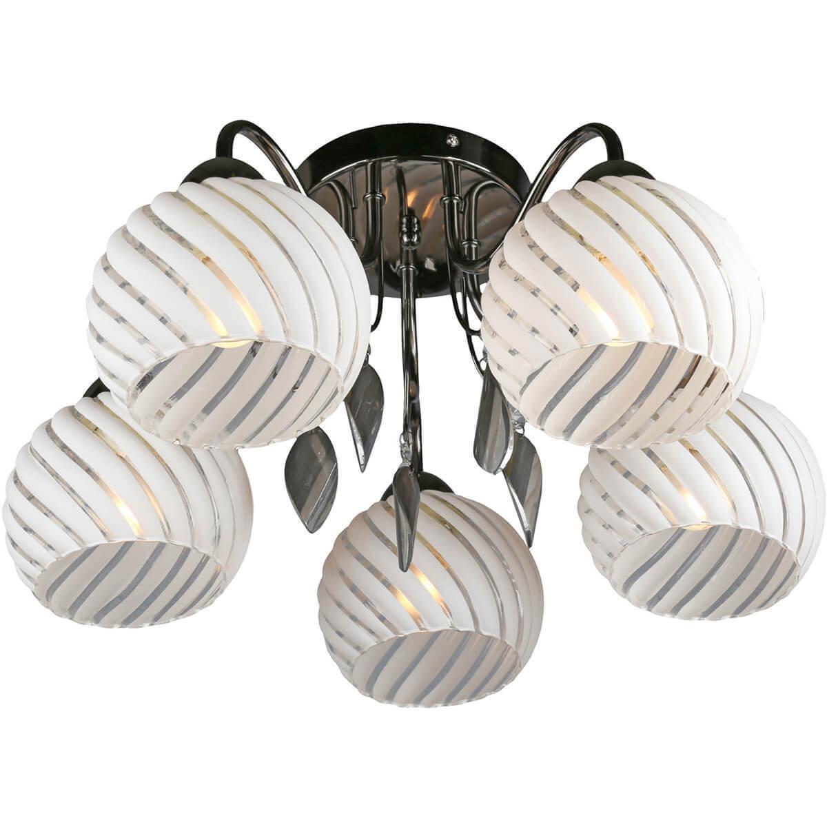 Потолочный светильник Omnilux OML-31707-05, E27, 60 Вт