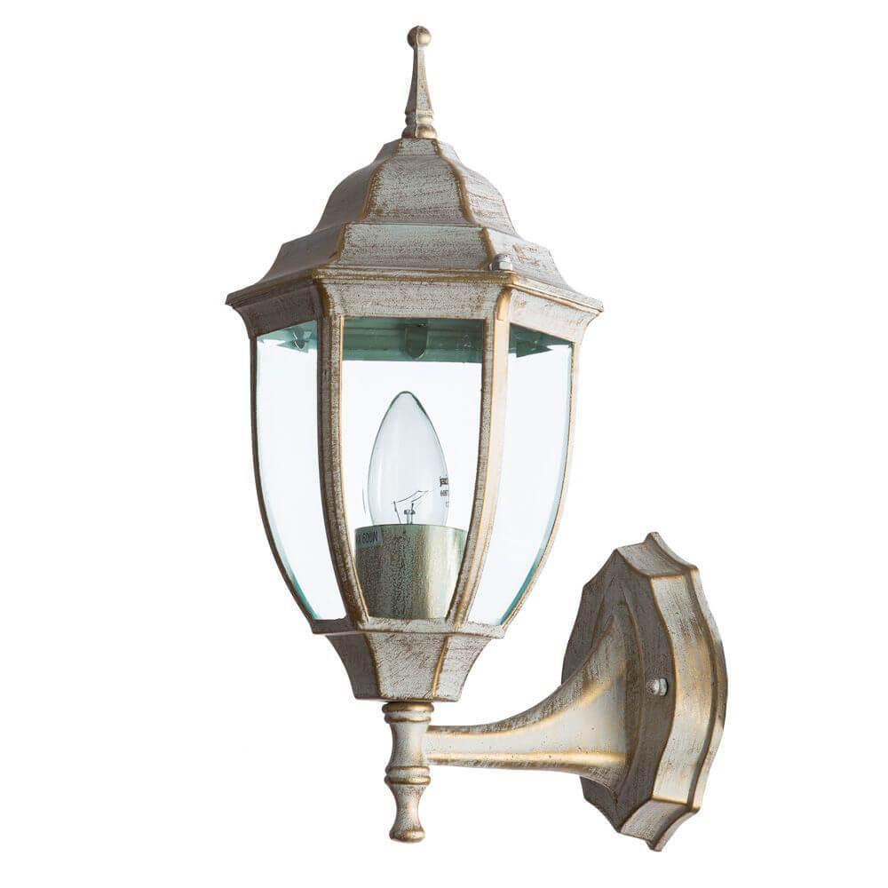 Уличный светильник Arte Lamp A3151AL-1WG, E27 уличный светильник arte lamp amsterdam a1523pa 1wg