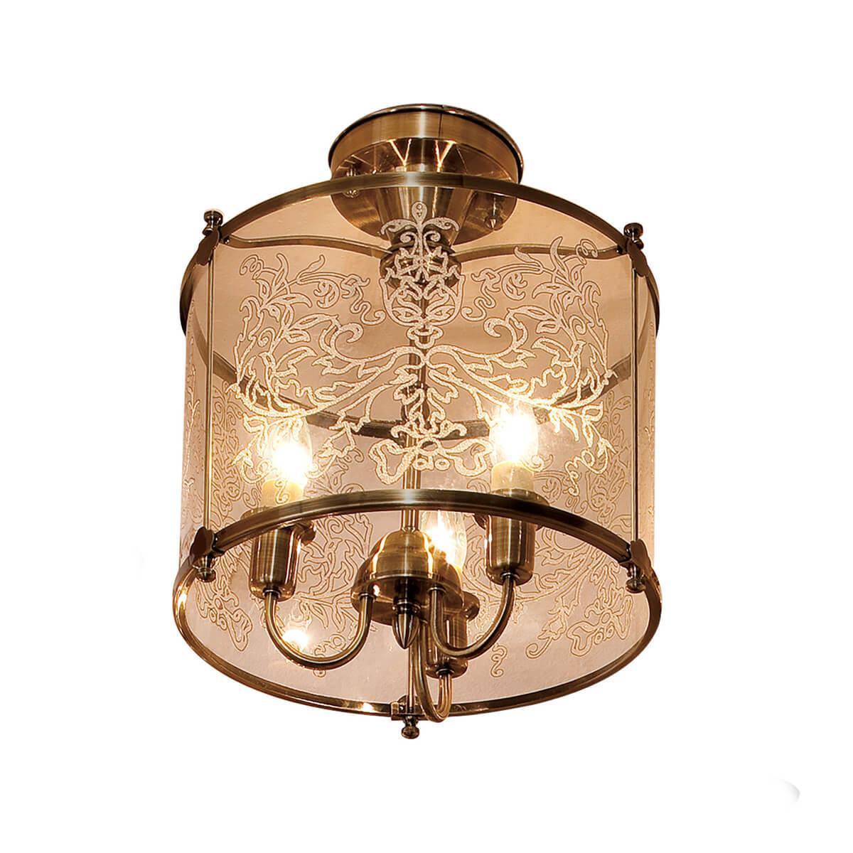 Потолочный светильник CITILUX CL408233, E14, 60 Вт
