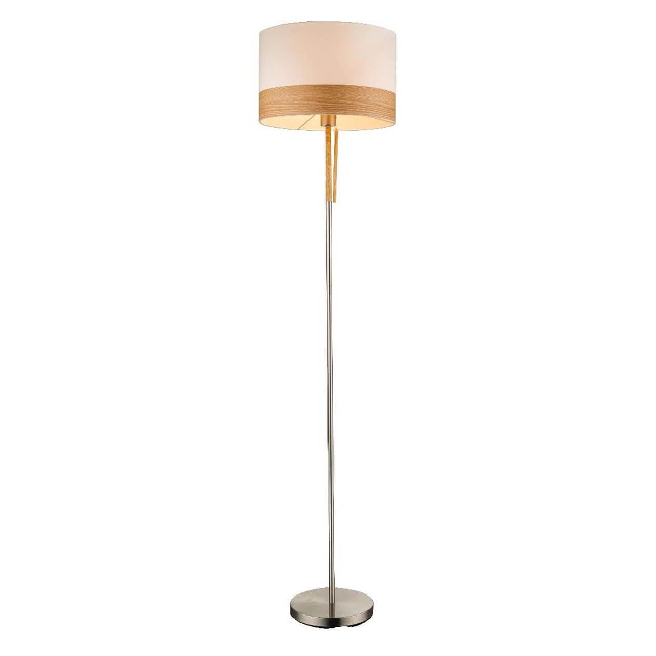 лучшая цена Напольный светильник Globo 15221S, E27, 60 Вт