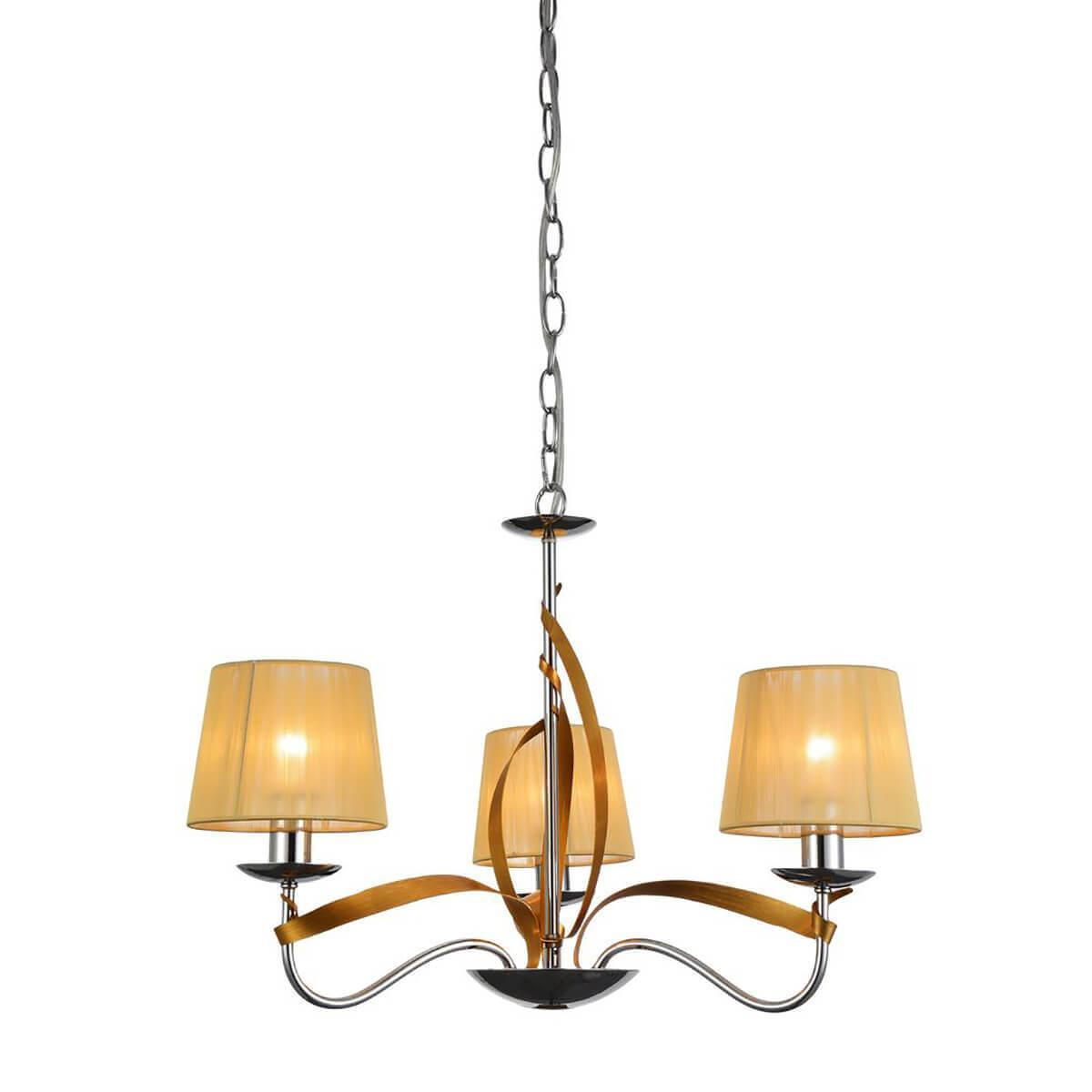 Подвесной светильник Omnilux OML-61603-03, E14, 40 Вт