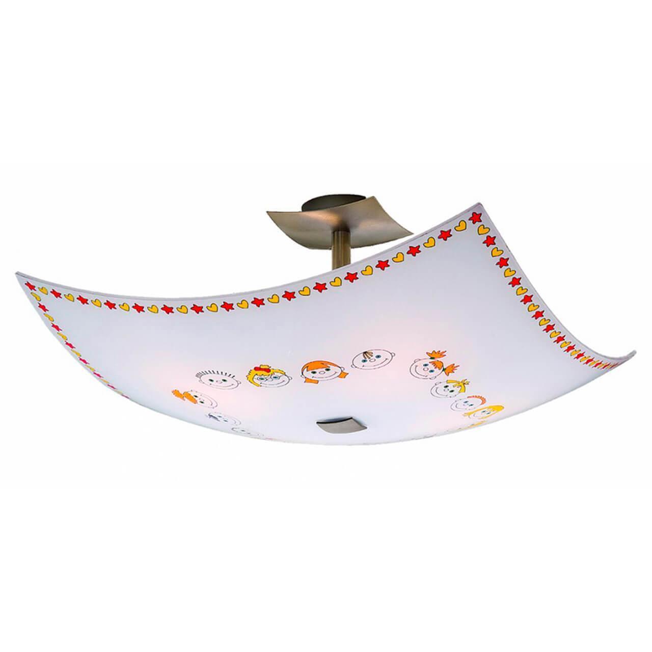 Потолочный светильник CITILUX CL937116, E27, 100 Вт