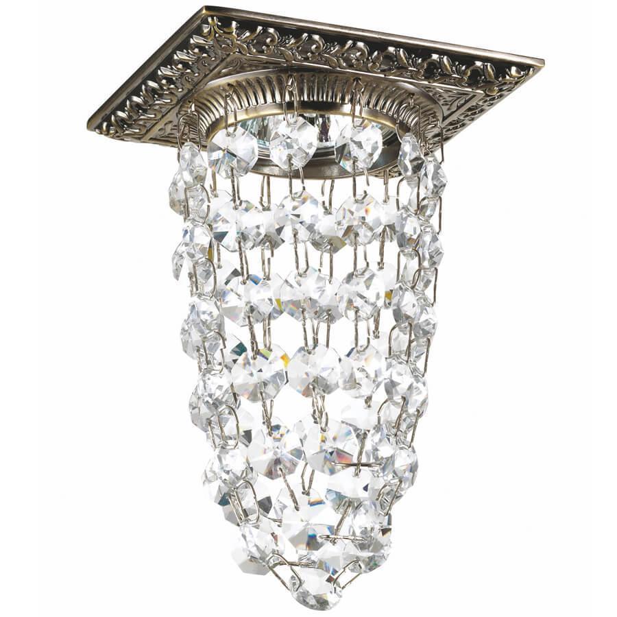 Встраиваемый светильник 369993, GX5.3, 50 Вт