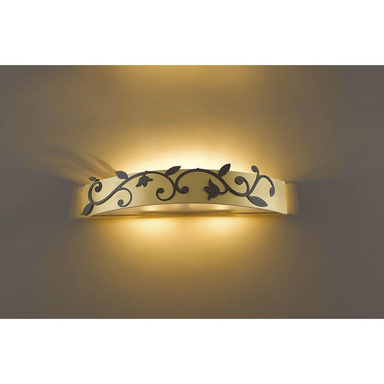 Настенный светильник Favourite 1465-3W, G9, 40 Вт