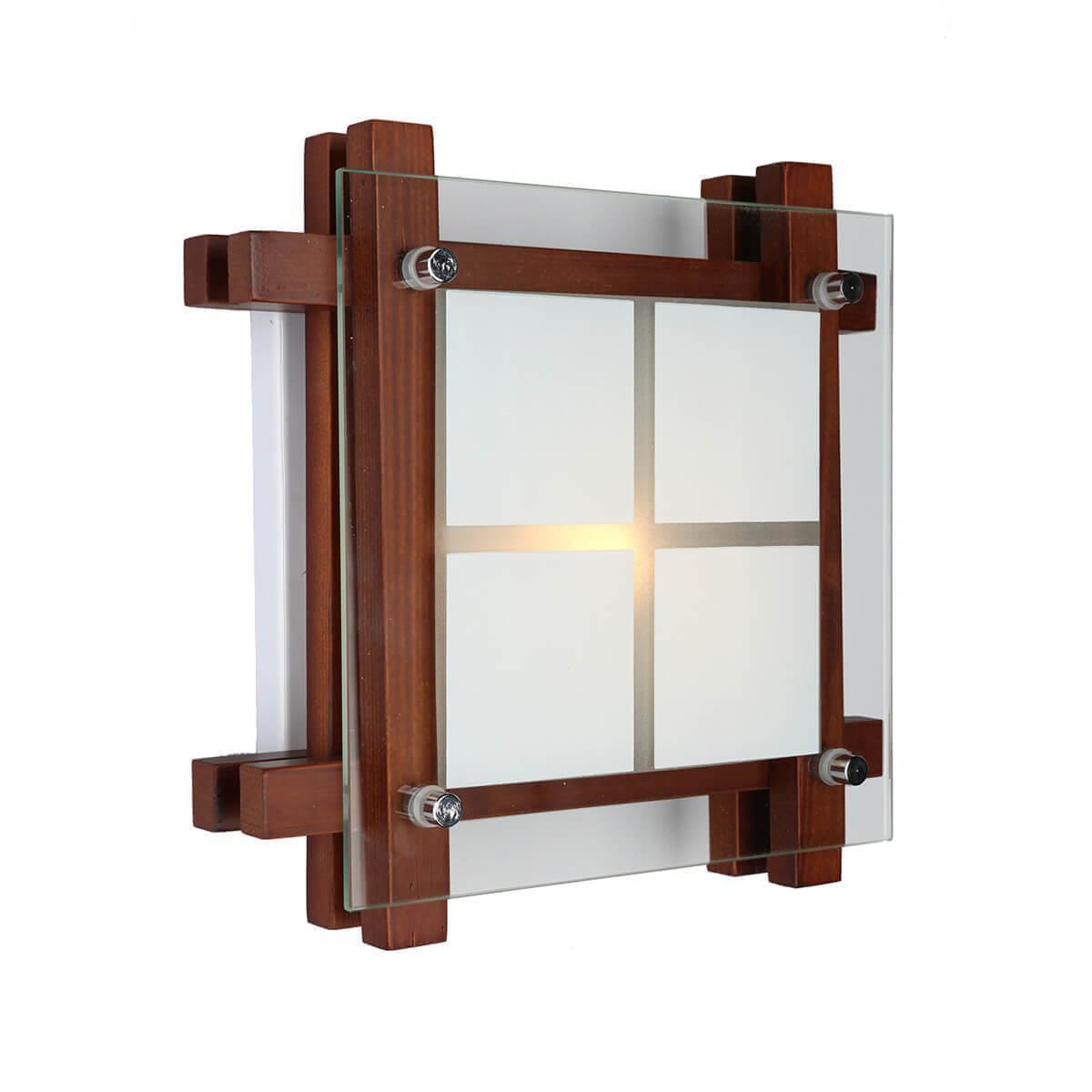 Настенный светильник Omnilux OML-40527-01, E14, 40 Вт