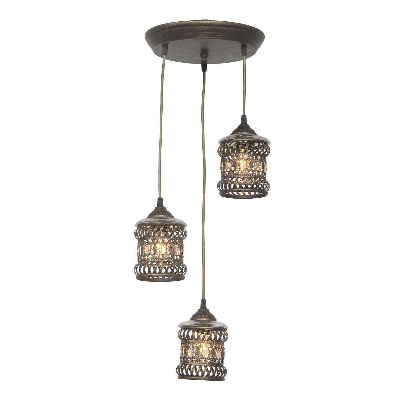 Подвесной светильник Favourite 1621-3P, E14, 40 Вт favourite бра favourite arabia 1621 1w