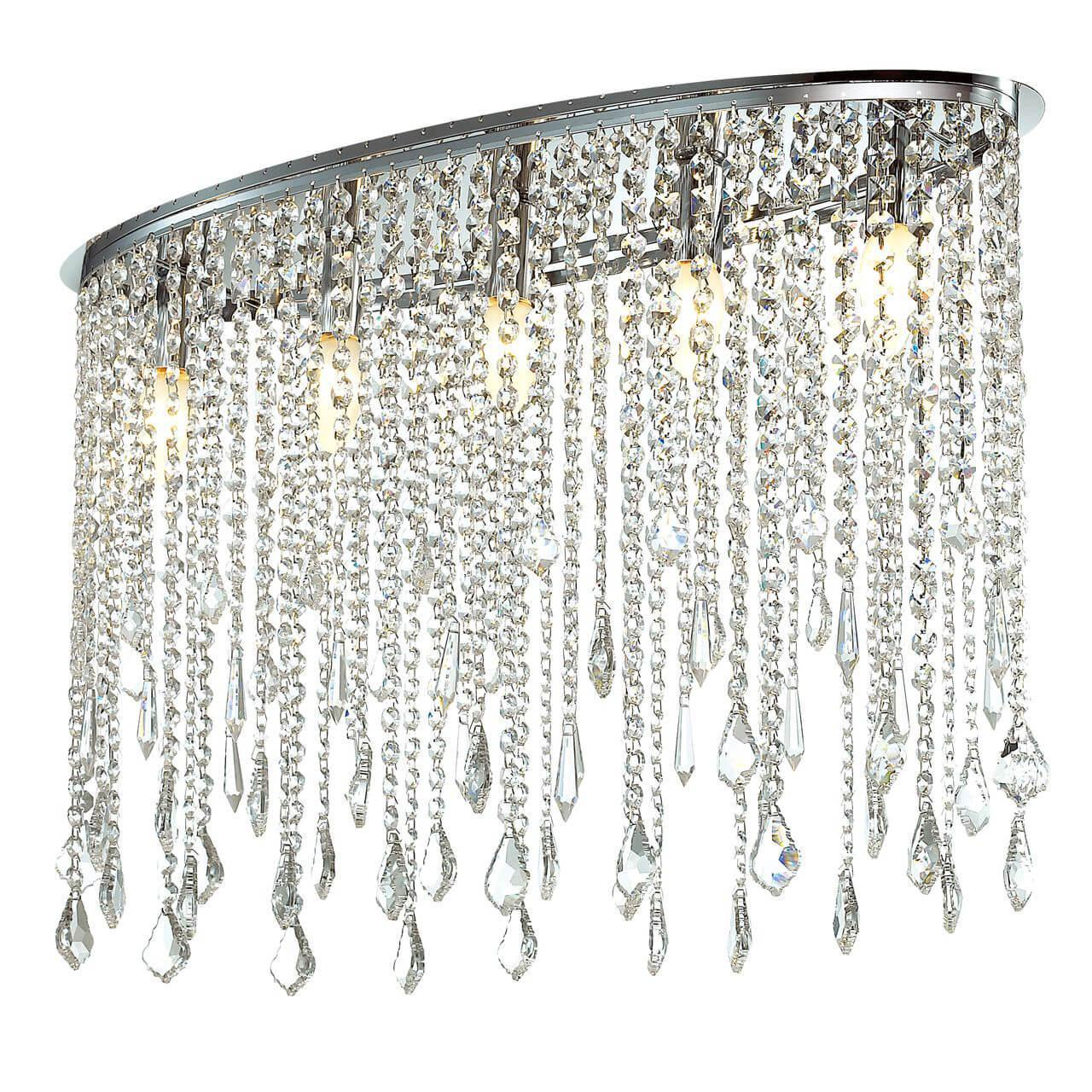Подвесной светильник Favourite 1692-5C, E14, 40 Вт светильник favourite ledolution 2283 5c