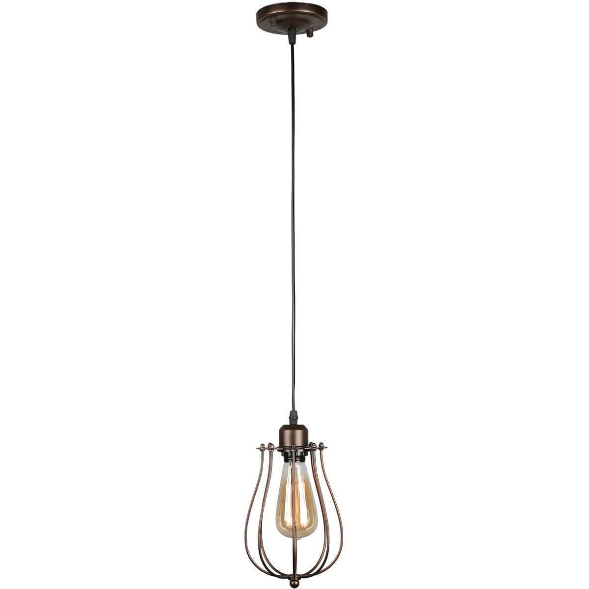Подвесной светильник Omnilux OML-90006-01, E14, 40 Вт