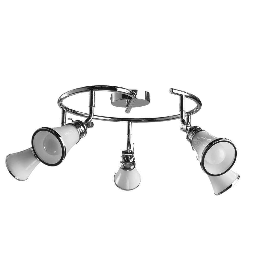 Спот Arte Lamp A9231PL-5CC, E14, 40 Вт arte lamp спот arte lamp 81 a9231pl 3ab