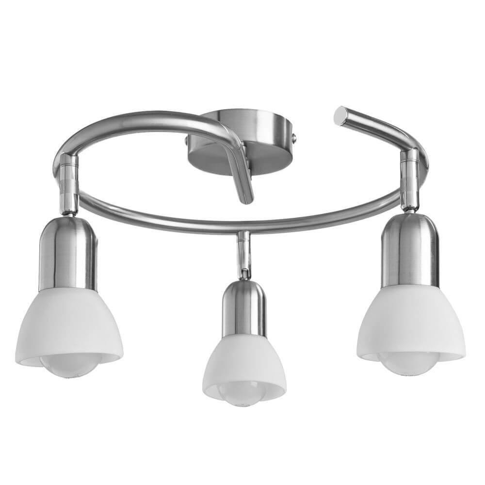 Спот Arte Lamp A3115PL-3SS, E14, 40 Вт arte lamp a9518pl 2ba