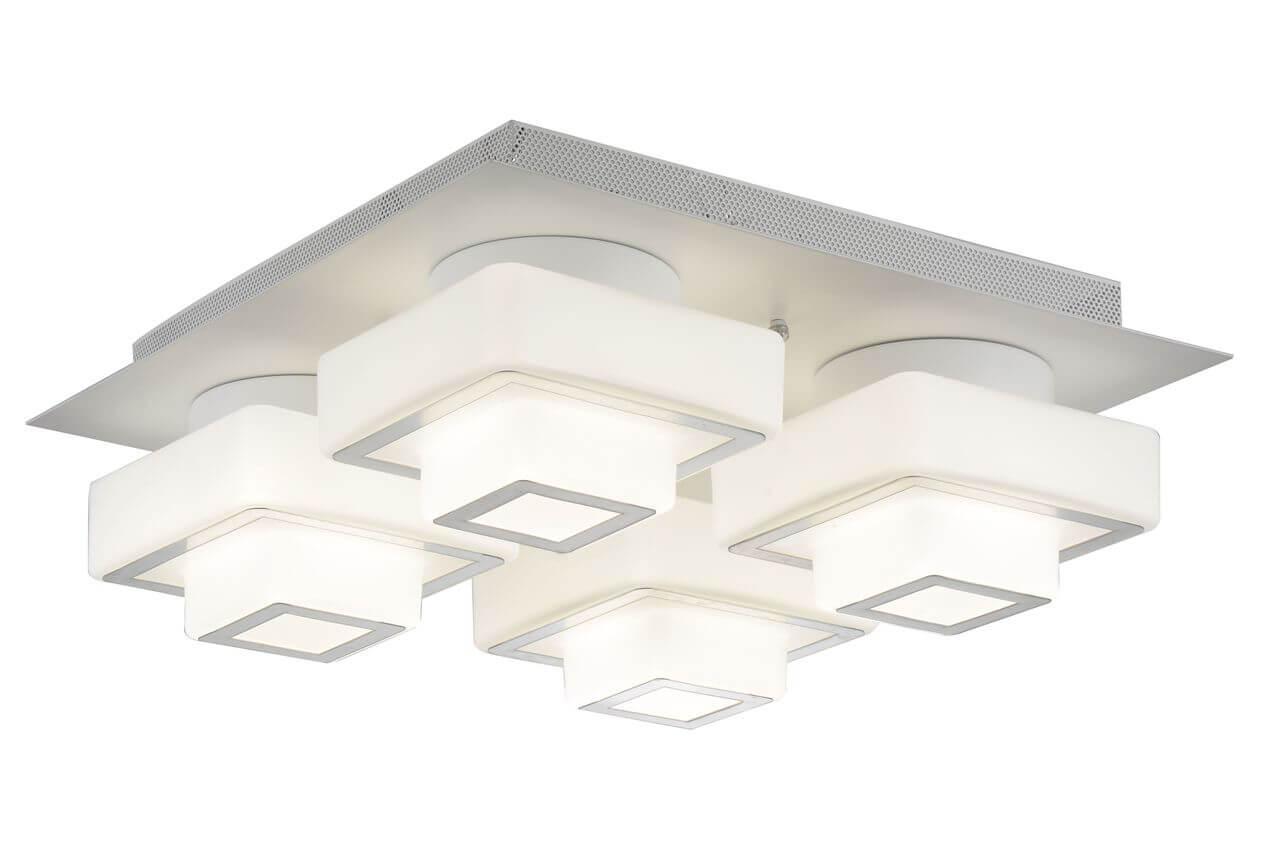 Потолочный светильник ST Luce SL547.502.04, LED, 12 Вт st luce светильник потолочный sl484 602 06