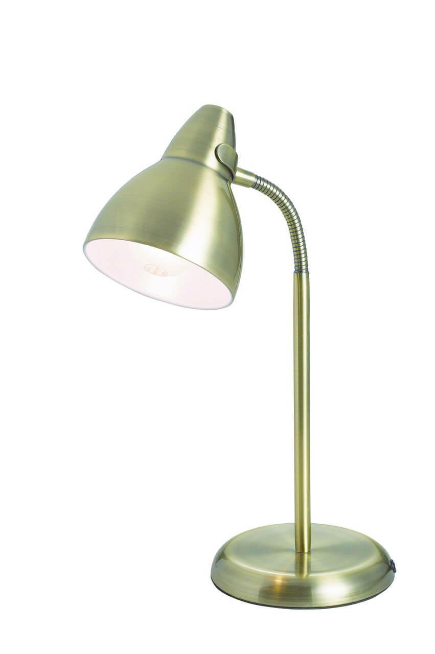 Настольный светильник MarkSLojd 408847, E27, 60 Вт спот markslojd fjallbacka 104050