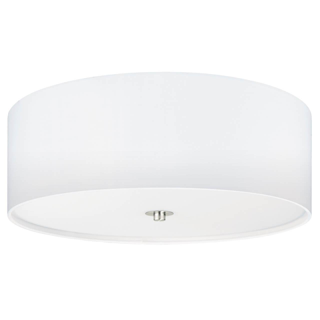 Настенно-потолочный светильник Eglo 94918, E27, 60 Вт потолочный светильник eglo pasteri 94919