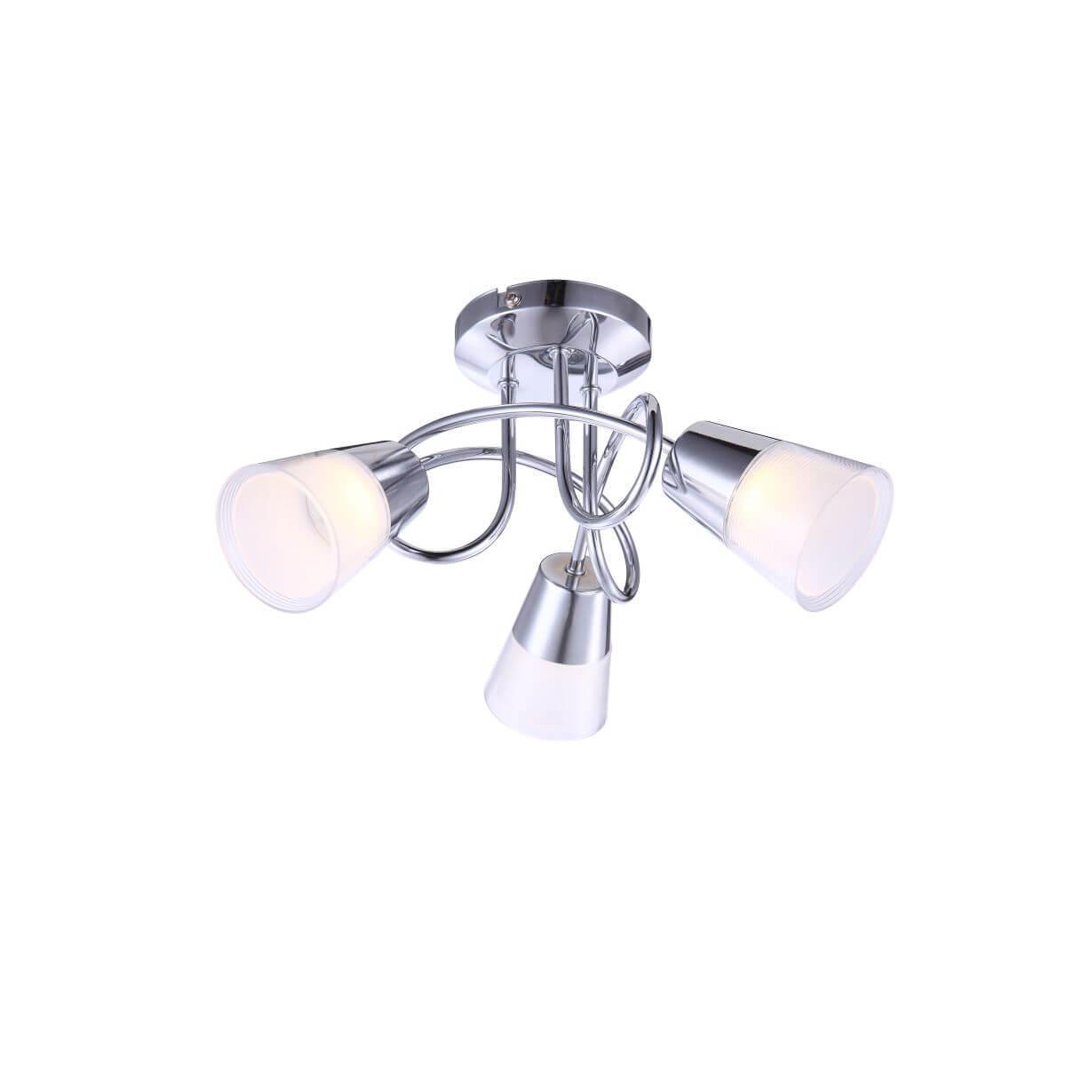 Потолочный светильник Globo 56185-3D, LED, 3 Вт потолочная люстра globo tieka 56185 3d