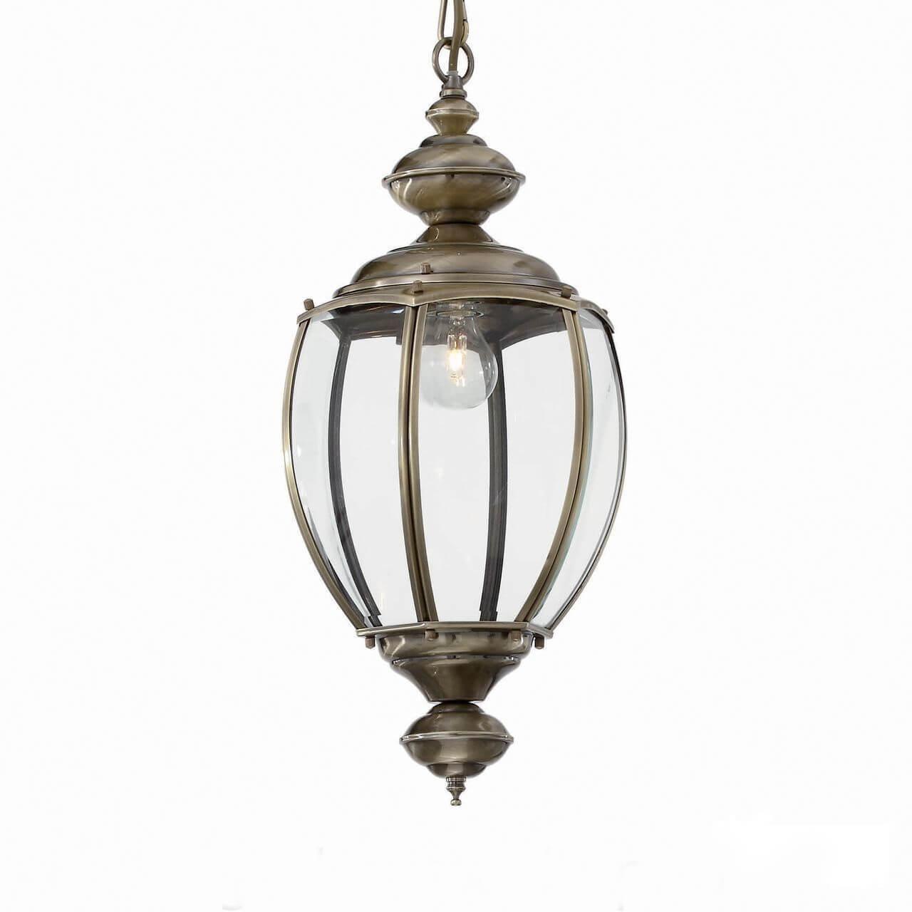 Подвесной светильник Ideal Lux Norma SP1 Brunito, E27, 60 Вт подвесной светильник ideal lux potty 3 sp1