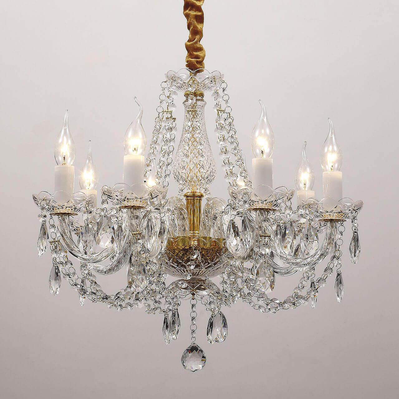 Подвесной светильник Favourite 1736-8P E14 40 Вт