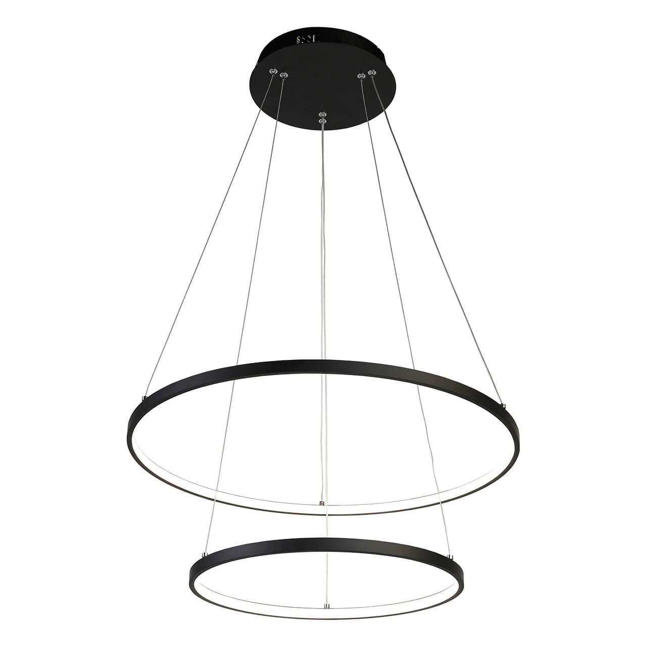 Подвесной светильник Favourite 1764-10P, LED, 80 Вт подвесной светодиодный светильник favourite giro 1765 18p