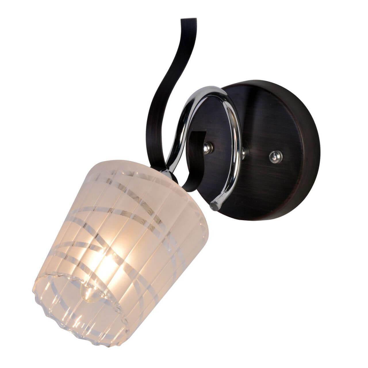 лучшая цена Бра Silver Light 224.49.1, E14, 60 Вт