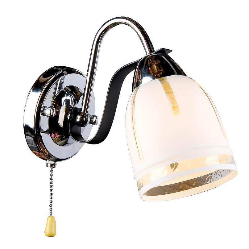 Бра Silver Light 243.49.1, E14, 60 Вт бра silver light vivienne 735 41 1