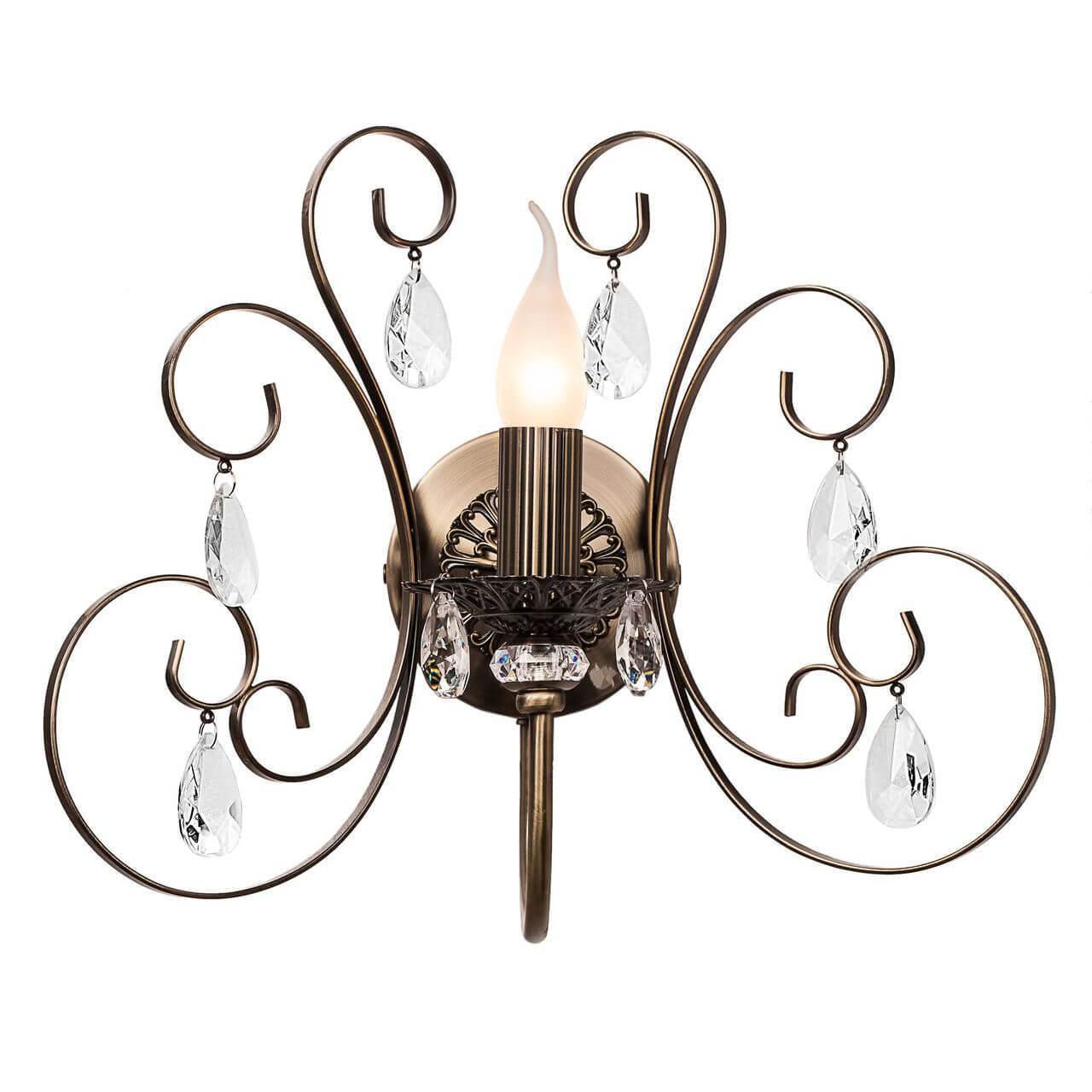 Бра Silver Light 155.43.1, E14, 60 Вт бра silver light vienna 155 43 1