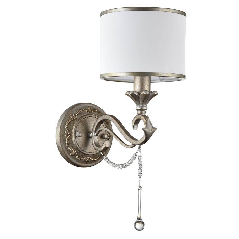 Бра Maytoni H235-01-G, E14, 40 Вт подвесной светильник maytoni rive fiore h235 11 g