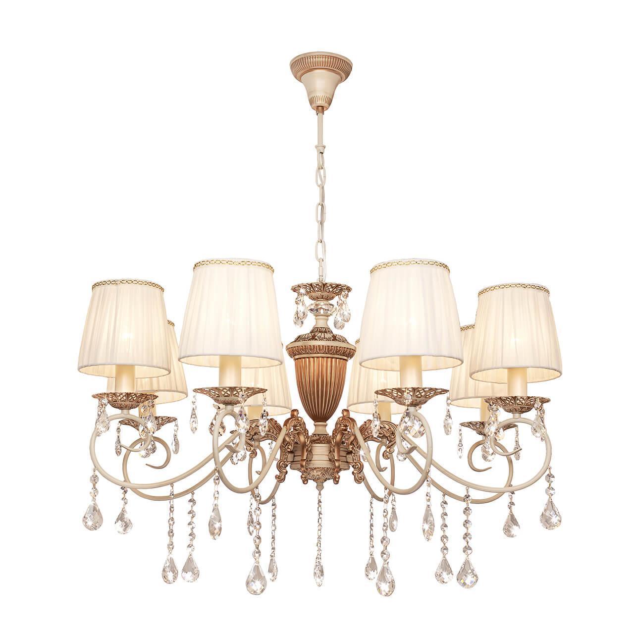 Подвесной светильник Silver Light 731.51.8, E14, 60 Вт бра silver light серия pallada цвет белая золтая патина 1xe14x60w 731 41 1