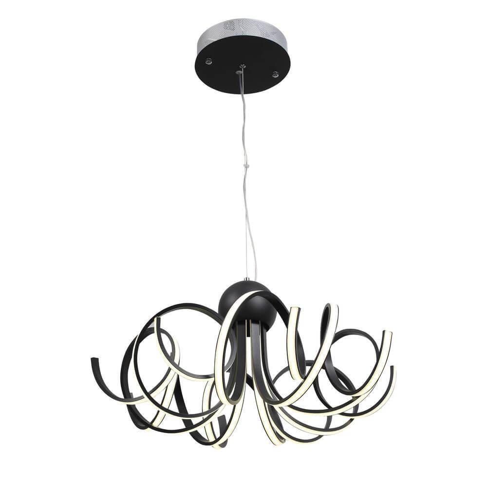 Подвесной светильник ST Luce SL906.403.08, LED, 15 Вт подвесная светодиодная люстра st luce fondere sl906 403 08
