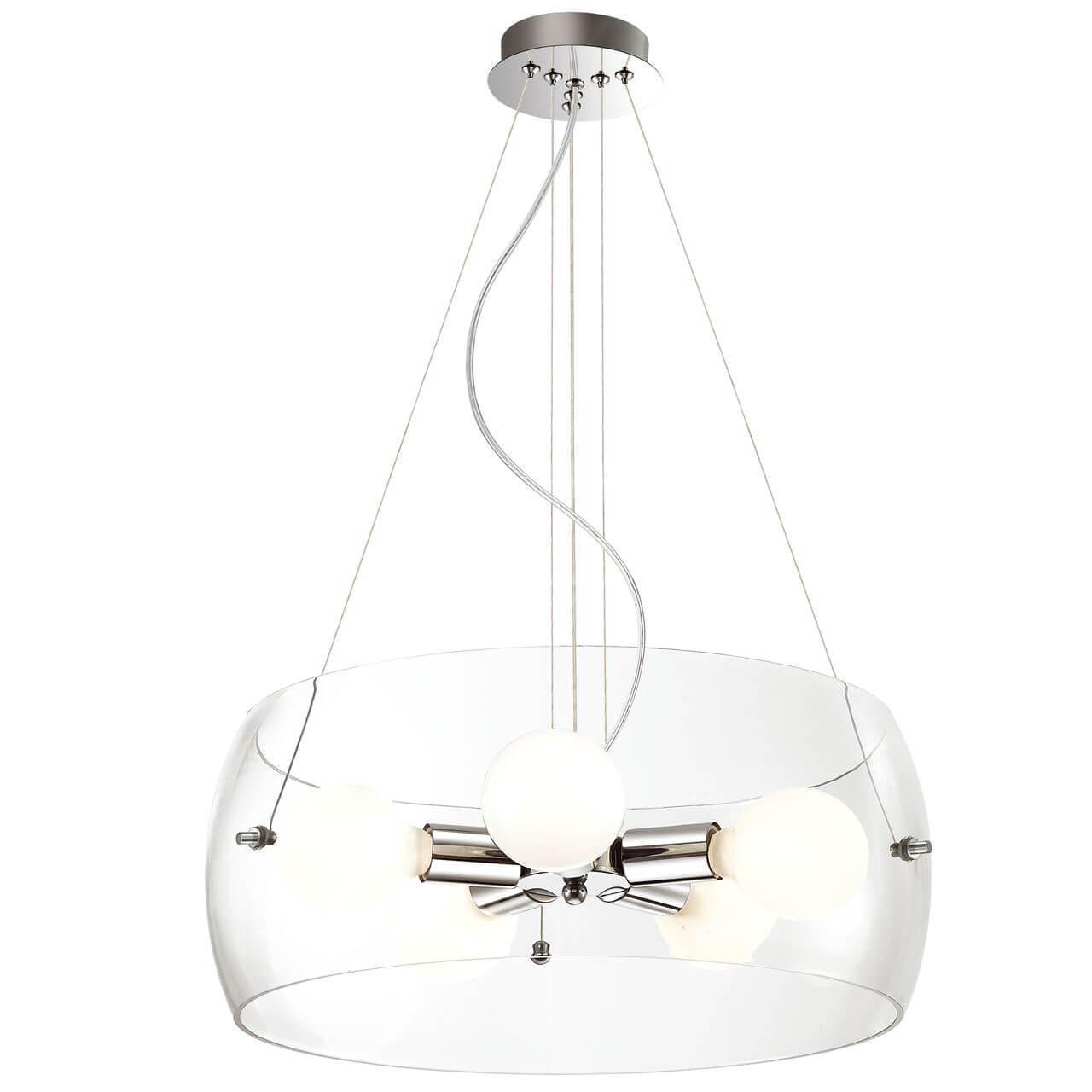 Подвесной светильник Favourite 1693-5P, E27, 60 Вт светильник favourite giallo 1598 5p