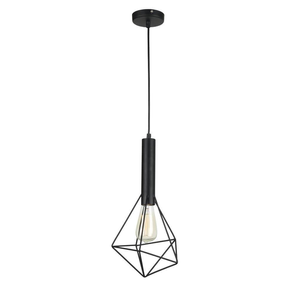 Подвесной светильник Maytoni T021-01-B, E27, 60 Вт подвесной светильник maytoni pyramide mod110 01 or