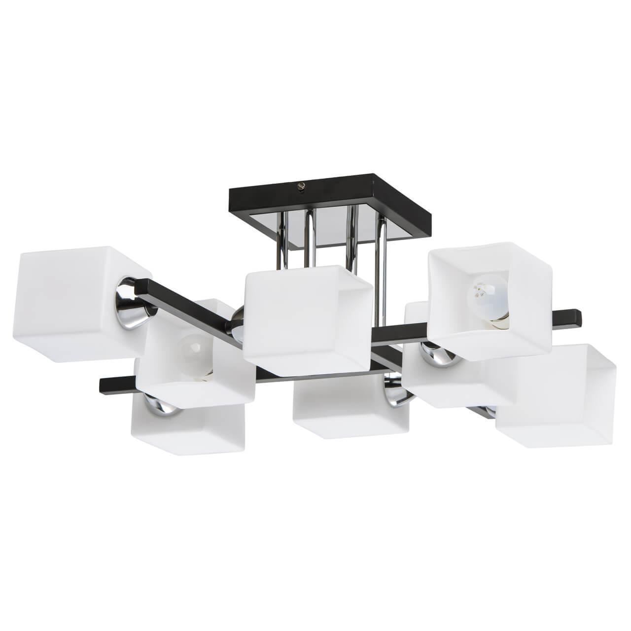 Потолочный светильник De Markt 673011508, E27, 60 Вт