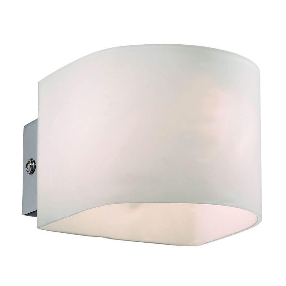 Фото - Настенный светильник Ideal Lux Puzzle AP1 Bianco, G9, 40 Вт потолочный светильник ideal lux pl6 g9 max 6 x 40w g9 вт