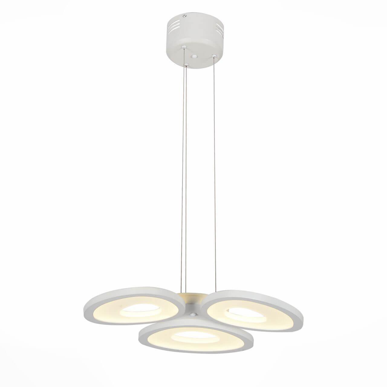 Подвесной светильник ST Luce SL929.503.03, LED, 12 Вт подвесная светодиодная люстра st luce fondere sl906 403 08