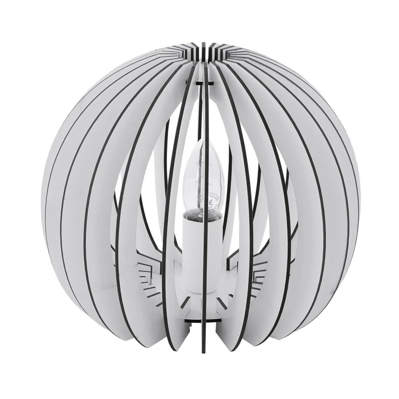 Настольный светильник Eglo 94949, E27, 60 Вт недорго, оригинальная цена