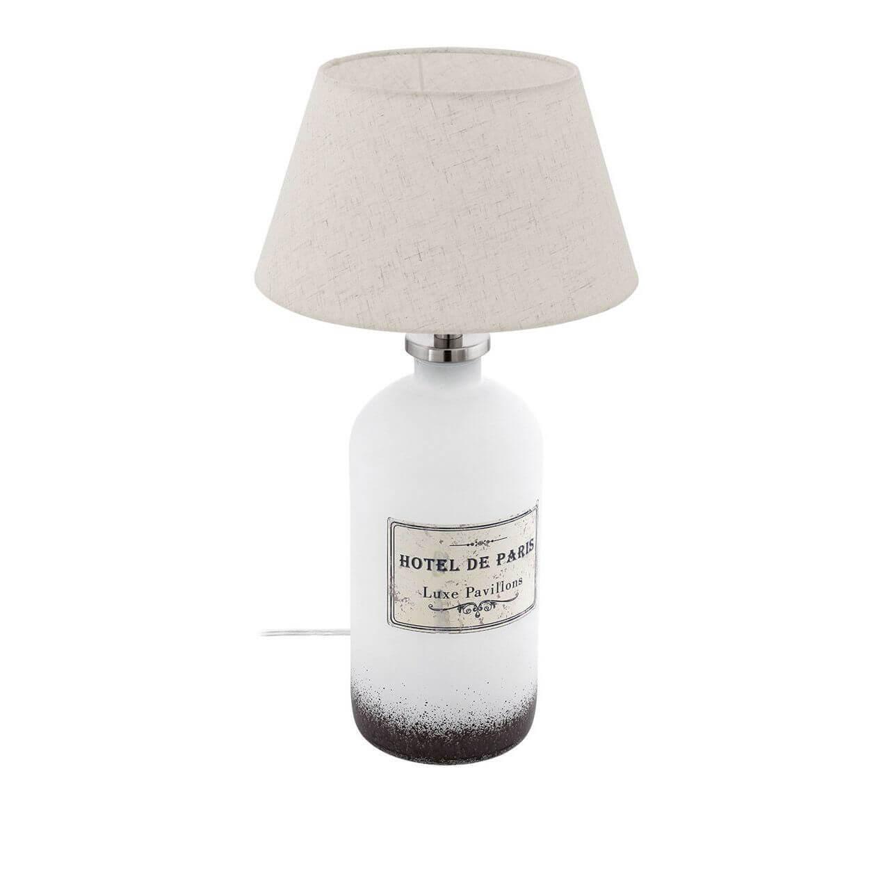 Настольный светильник Eglo 49663, E27, 40 Вт