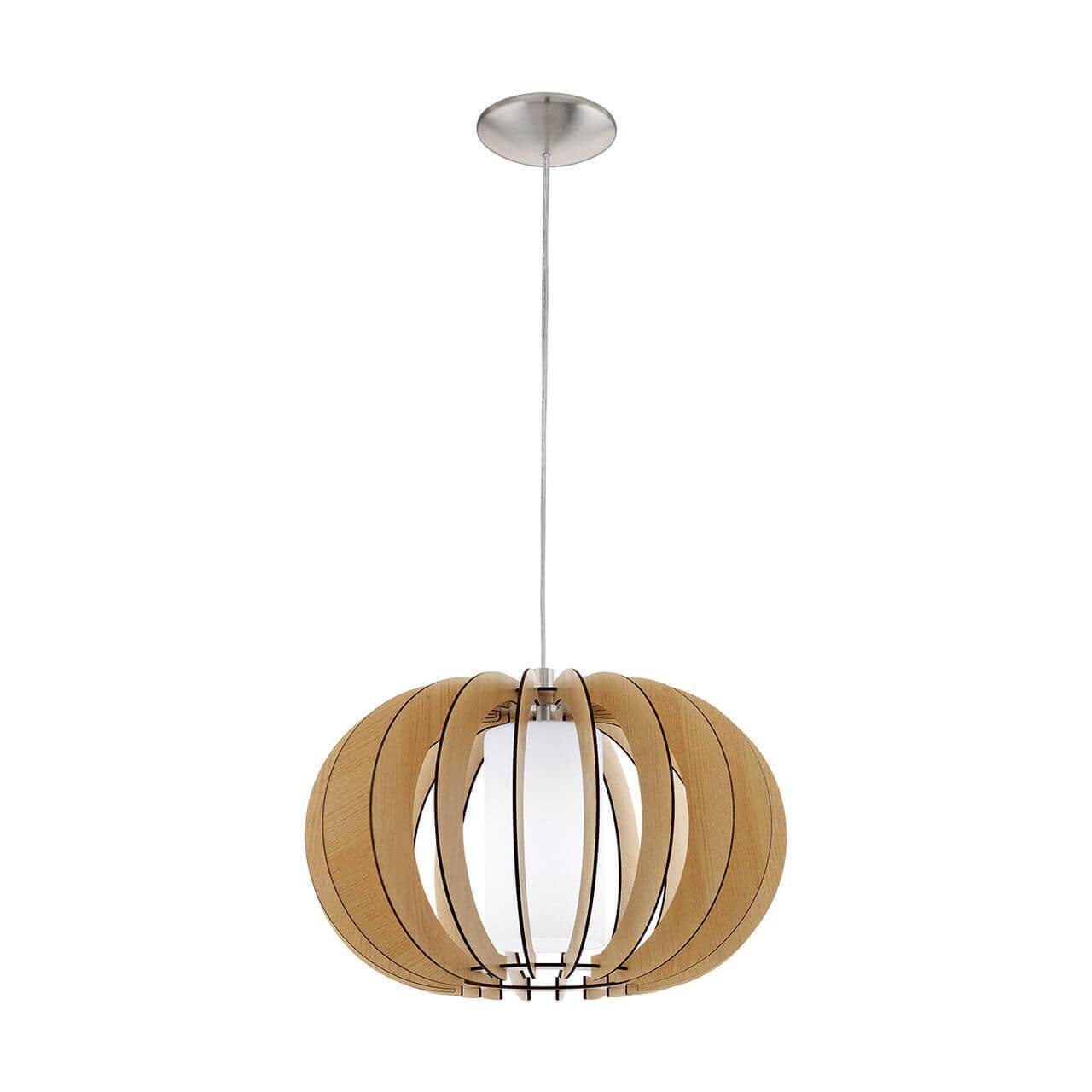 Подвесной светильник Eglo 95598, E27, 60 Вт подвесной светильник eglo stellato 2 95606