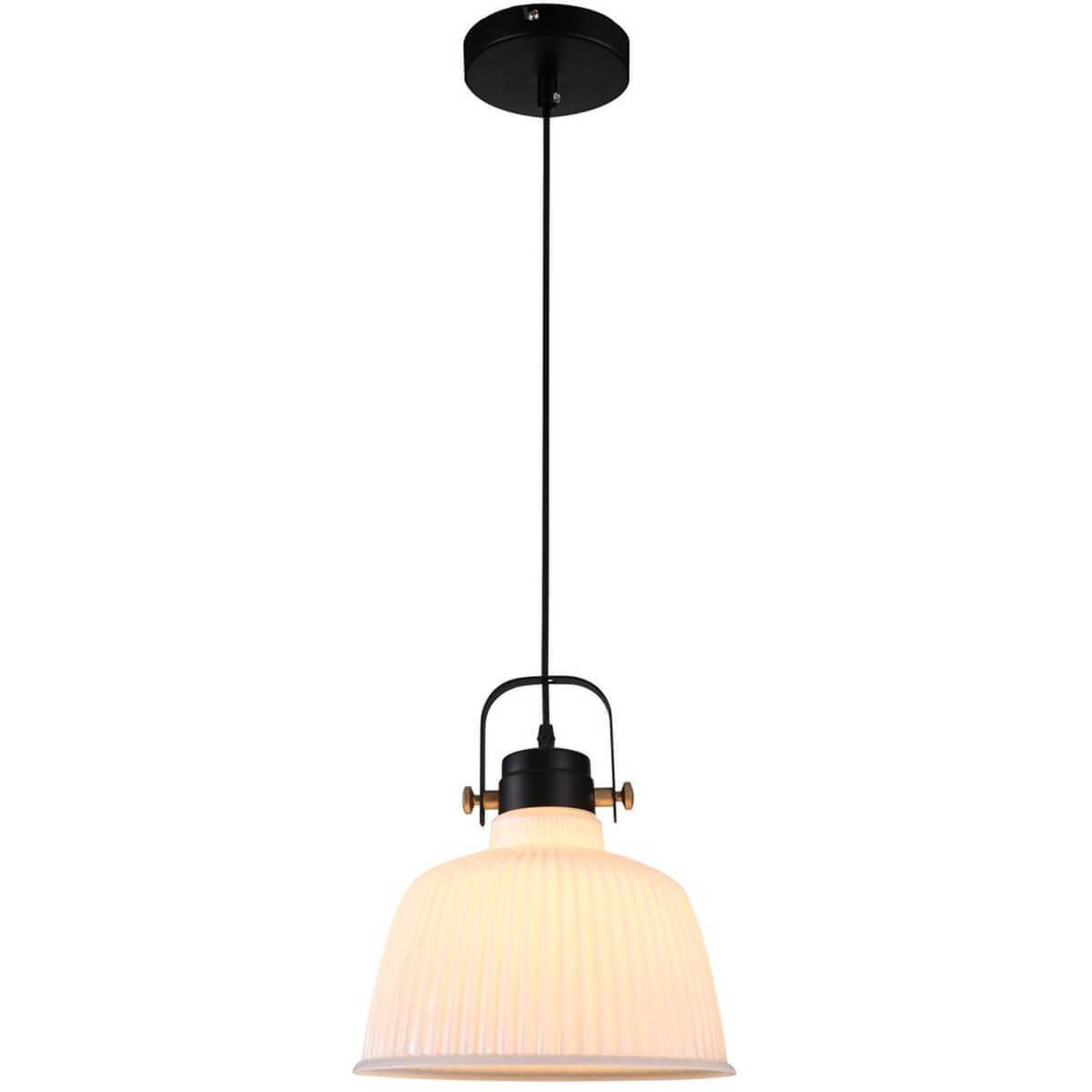 Подвесной светильник Omnilux OML-28206-01, E27, 60 Вт подвесной светильник oml 28206 01 omnilux