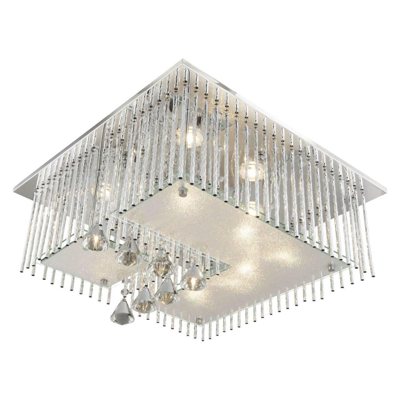 Потолочный светильник Globo 68563-5RGB, LED, 53.8 Вт globo 54711w