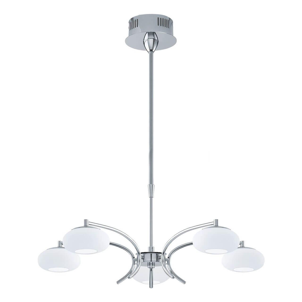 Фото - Подвесной светильник Eglo 96529, LED, 4.5 Вт подвесная светодиодная люстра eglo tarugo 1 96511