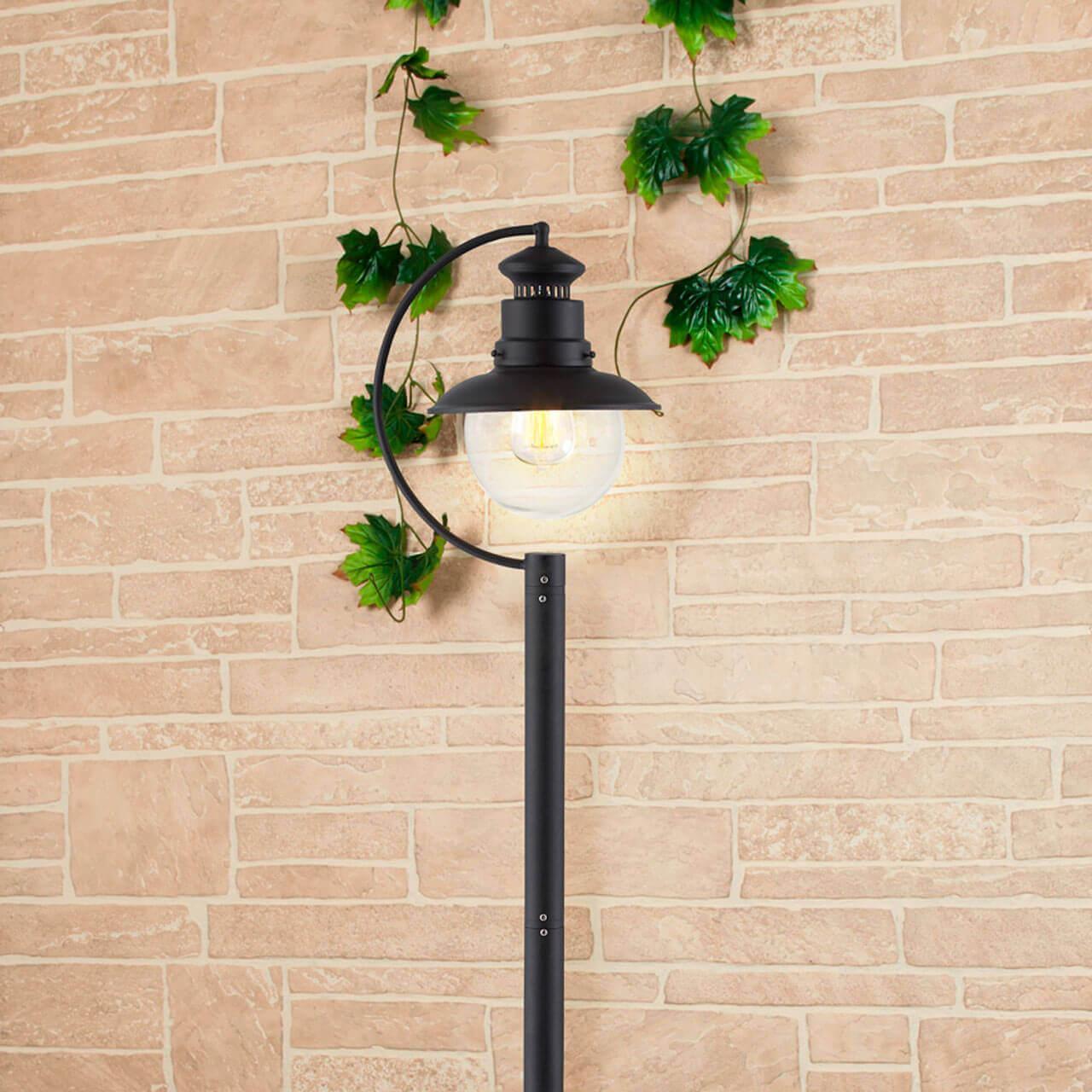 Уличный светильник Elektrostandard 4690389106613, E27 фонарный столб talli f 3 gl 3002f 3 брауни