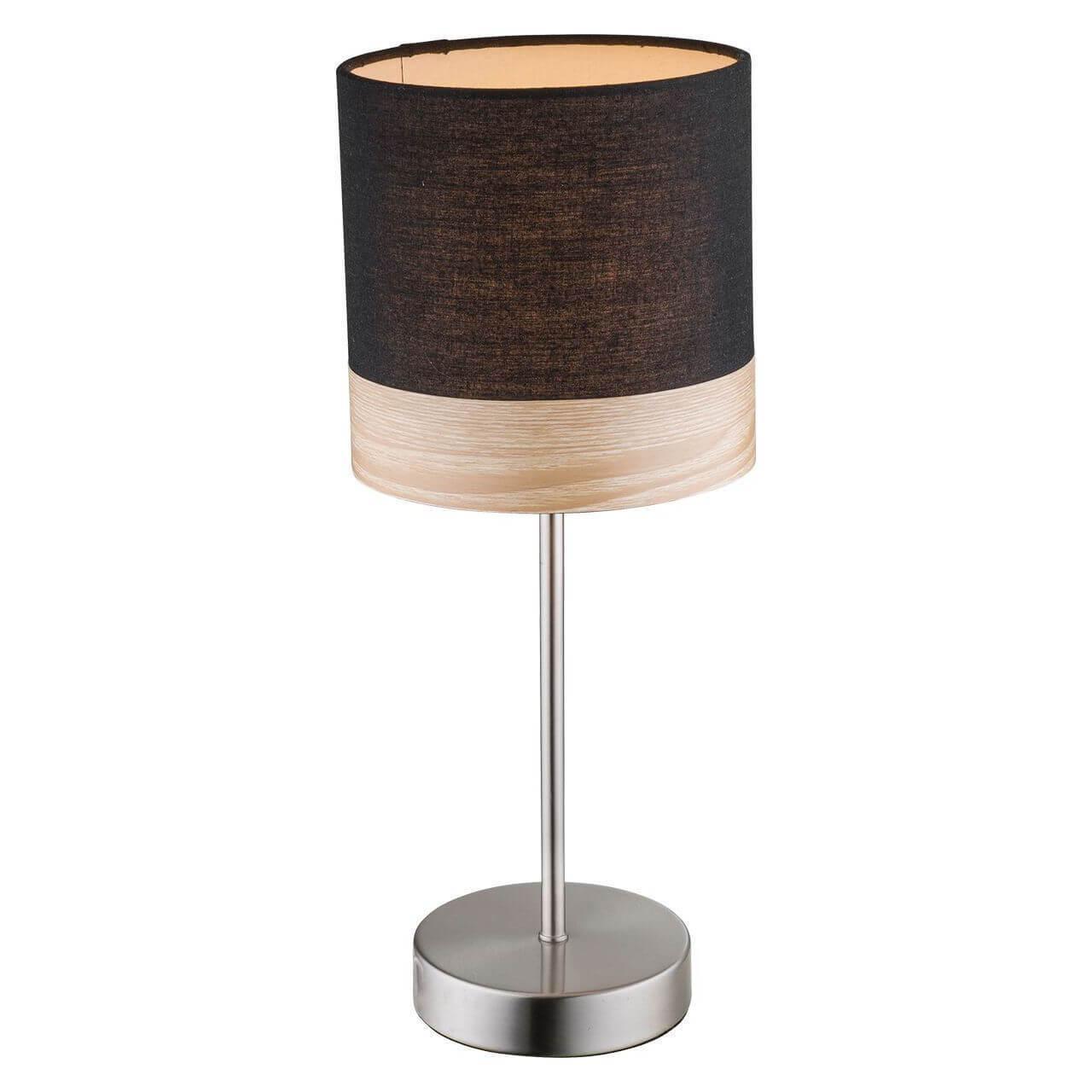 лучшая цена Настольный светильник Globo 15222T, E14, 40 Вт