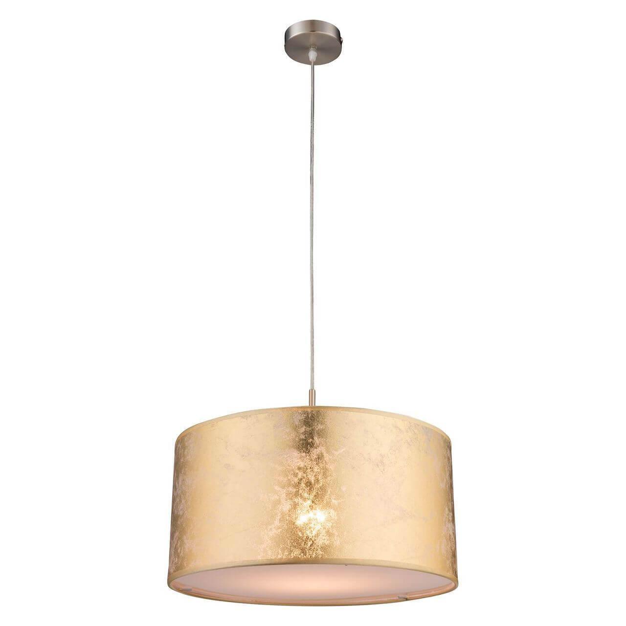 Подвесной светильник Globo 15187H, E27, 60 Вт подвесной светильник globo amy 15187h3