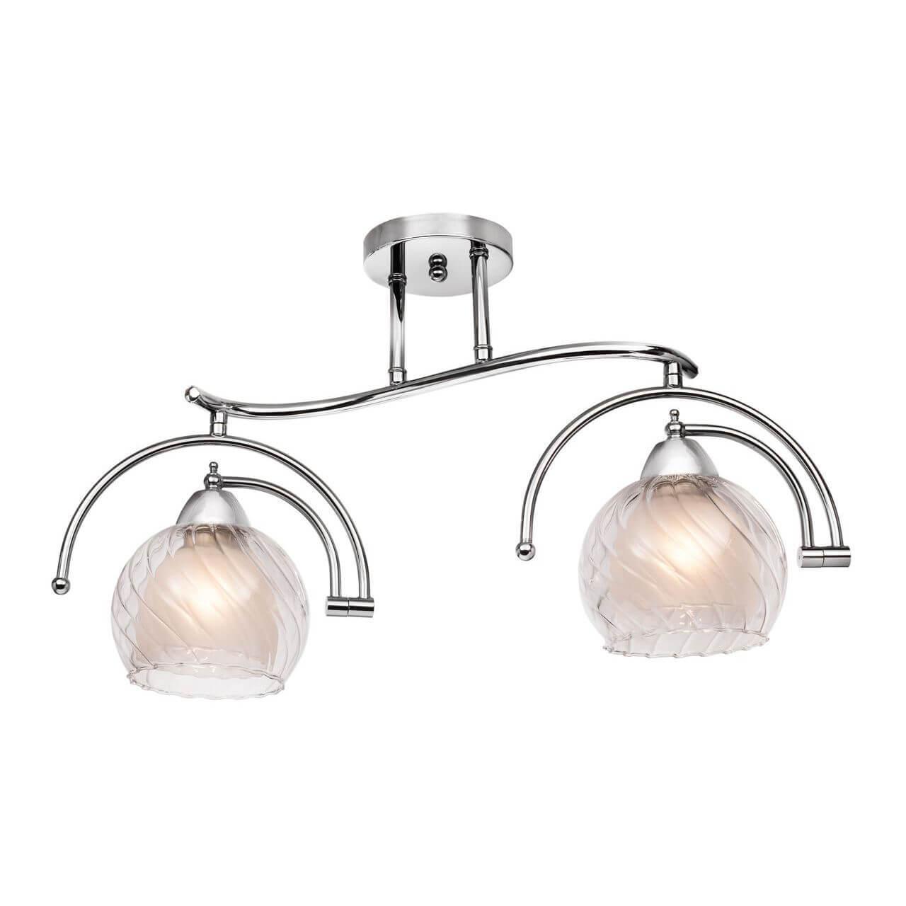 Потолочный светильник Silver Light 255.54.2, E27, 60 Вт
